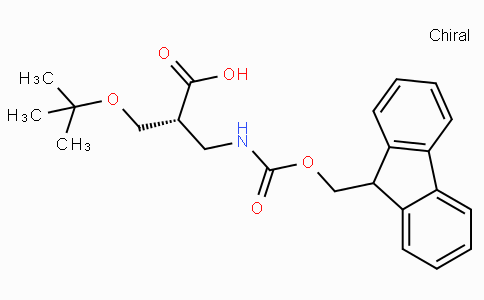 Fmoc-(R)-3-Amino-2-(tert-butoxymethyl)propanoic acid