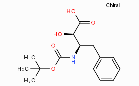 N-Boc-(2R,3R)-3-Amino-2-hydroxy-4-phenyl-butyric acid