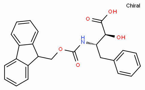 N-Fmoc-(2S,3S)-3-Amino-2-hydroxy-4-phenyl-butyric acid
