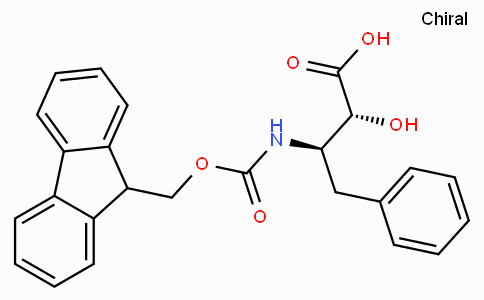 N-Fmoc-(2R,3R)-3-Amino-2-hydroxy-4-phenyl-butyric acid