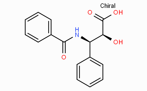 N-Benzoyl-(2S,3R)-3-Amino-2-hydroxy-3-phenyl-propionic acid