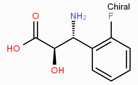 (2R,3R)-3-Amino-3-(2-fluoro-phenyl)-2-hydroxy-propionic acid