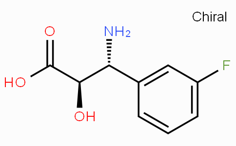 (2R,3R)-3-Amino-3-(3-fluoro-phenyl)-2-hydroxy-propionic acid
