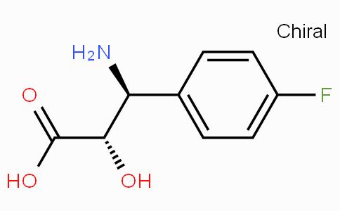 (2S,3S)-3-Amino-3-(4-fluoro-phenyl)-2-hydroxy-propionic acid