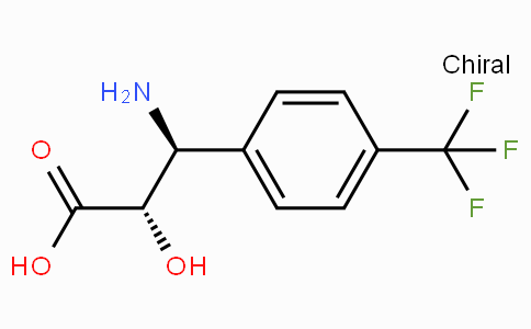 (2S,3S)-3-Amino-2-hydroxy-3-(4-trifluoromethyl-phenyl)-propionic acid