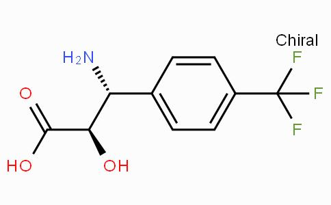 (2R,3R)-3-Amino-2-hydroxy-3-(4-trifluoromethyl-phenyl)-propionic acid
