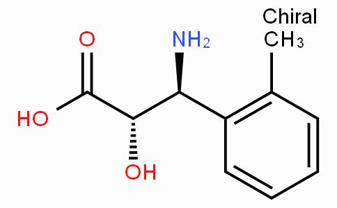 (2S,3S)-3-Amino-2-hydroxy-3-o-tolyl-propionic acid