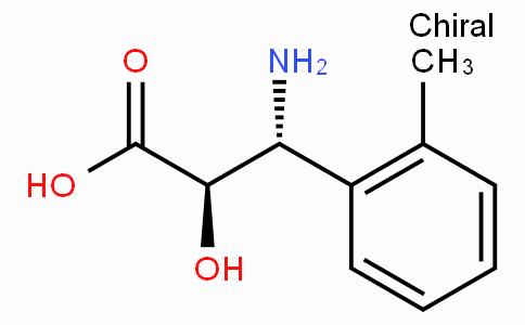 (2R,3R)-3-Amino-2-hydroxy-3-o-tolyl-propionic acid