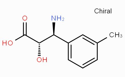 (2S,3S)-3-Amino-2-hydroxy-3-m-tolyl-propionic acid