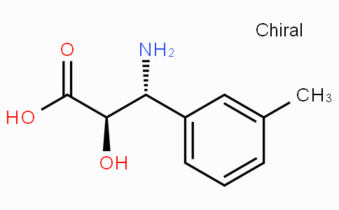 (2R,3R)-3-Amino-2-hydroxy-3-m-tolyl-propionic acid