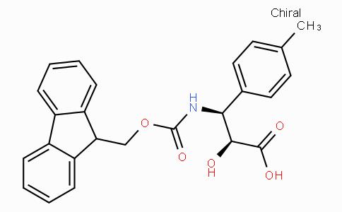 N-Fmoc-(2S,3S)-3-Amino-2-hydroxy-3-p-tolyl-propionic acid