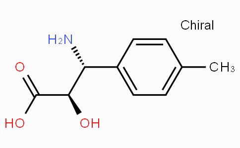 (2R,3R)-3-Amino-2-hydroxy-3-p-tolyl-propionic acid