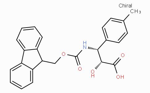 N-Fmoc-(2R,3R)-3-Amino-2-hydroxy-3-p-tolyl-propionic acid