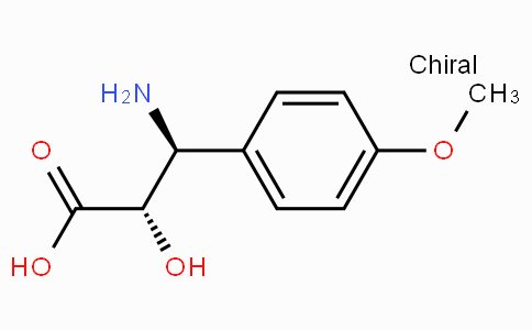 (2S,3S)-3-Amino-2-hydroxy-3-(4-methoxy-phenyl)-propionic acid