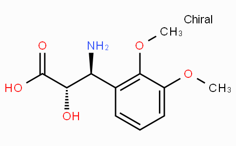 (2S,3S)-3-Amino-2-hydroxy-3-(2,3-dimethoxy-phenyl)-propionic acid