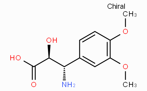 (2S,3S)-3-Amino-2-hydroxy-3-(3,4-dimethoxy-phenyl)-propionic acid