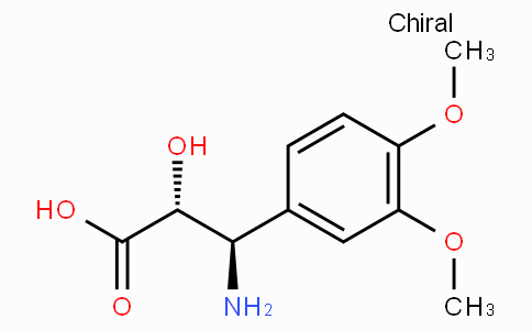 (2R,3R)-3-Amino-2-hydroxy-3-(3,4-dimethoxy-phenyl)-propionic acid