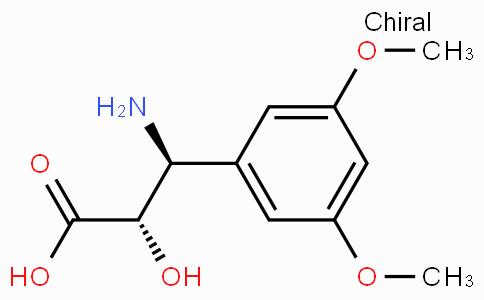 (2S,3S)-3-Amino-2-hydroxy-3-(3,5-dimethoxy-phenyl)-propionic acid