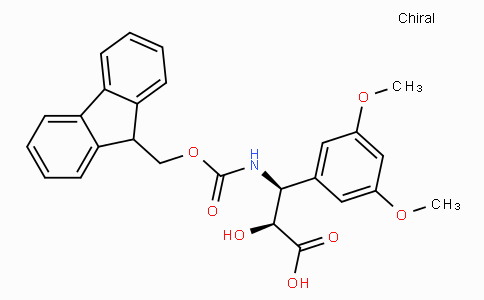 N-Fmoc-(2S,3S)-3-Amino-2-hydroxy-3-(3,5-dimethoxy-phenyl)-propionic acid
