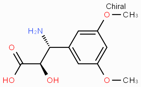 (2R,3R)-3-Amino-2-hydroxy-3-(3,5-dimethoxy-phenyl)-propionic acid
