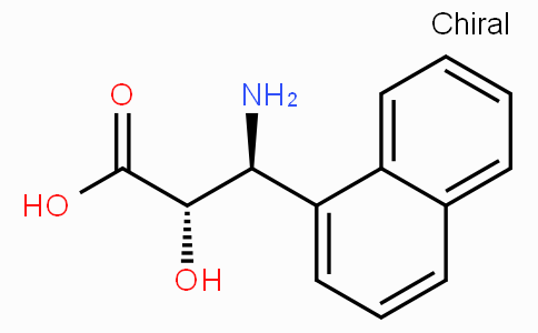 (2S,3S)-3-Amino-2-hydroxy-3-naphthalen-1-yl-propionic acid