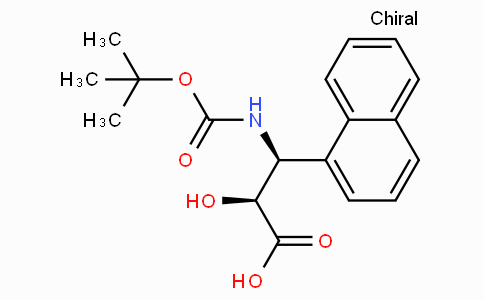 N-Boc-(2S,3S)-3-Amino-2-hydroxy-3-naphthalen-1-yl-propionic acid