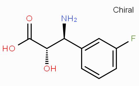 (2S,3S)-3-Amino-3-(3-fluoro-phenyl)-2-hydroxy-propionic acid