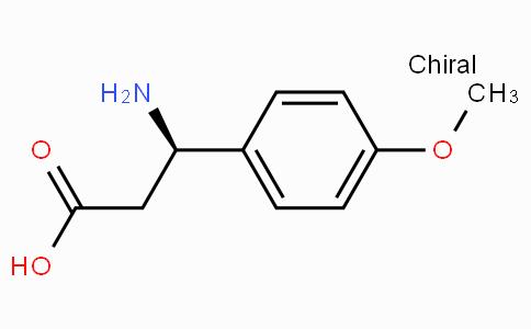 (R)-3-Amino-3-(4-methoxy-phenyl)-propionic acid