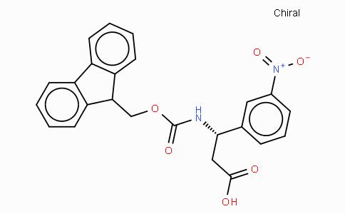 Fmoc-(S)-3-Amino-3-(3-nitro-phenyl)-propionic acid