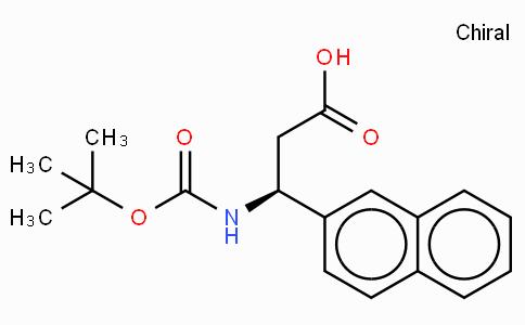 Boc-(S)-3-Amino-3-(2-naphthyl)-propionic acid