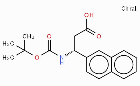 Boc-(R)-3-Amino-3-(2-naphthyl)-propionic acid