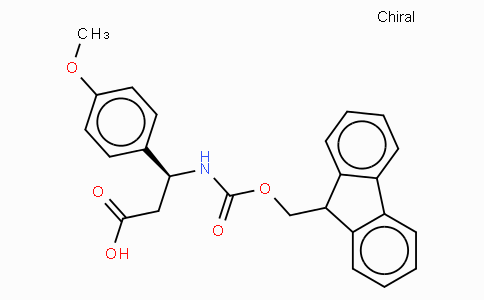 Fmoc-(S)-3-Amino-3-(4-methoxy-phenyl)-propionic acid