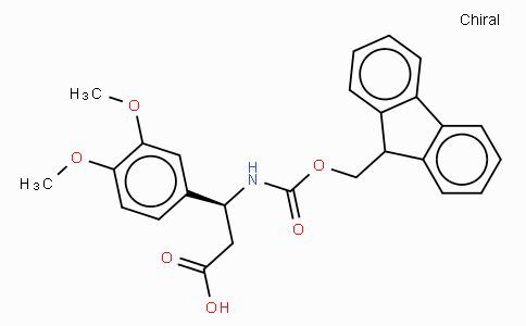 Fmoc-(S)-3-Amino-3-(3,4-dimethoxy-phenyl)-propionic acid