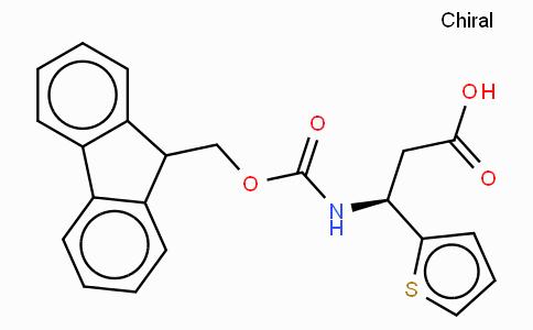 Fmoc-(S)-3-Amino-3-(2-thienyl)-propionic acid