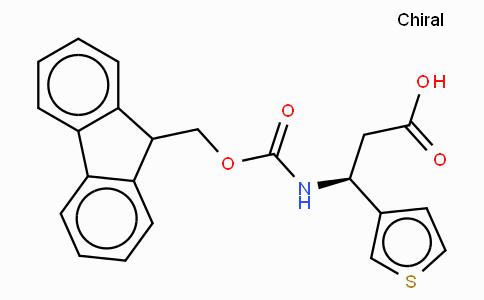 Fmoc-(S)-3-Amino-3-(3-thienyl)-propionic acid