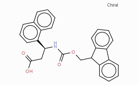 Fmoc-(S)-3-Amino-3-(1-naphthyl)-propionic acid