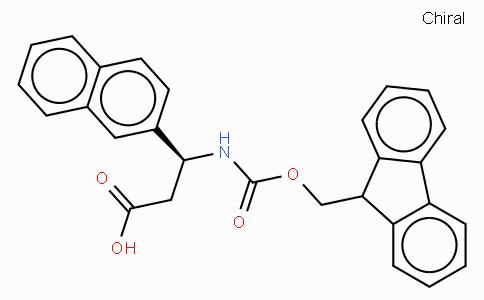 Fmoc-(S)-3-Amino-3-(2-naphthyl)-propionic acid