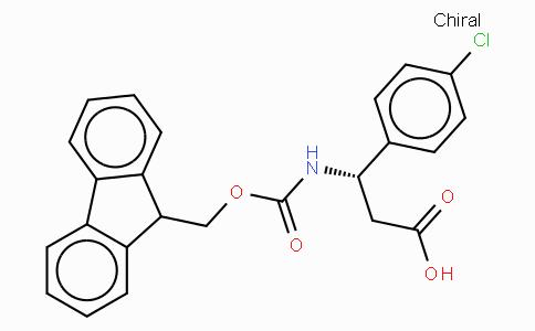 Fmoc-(S)-3-Amino-3-(4-chloro-phenyl)-propionic acid