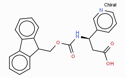 Fmoc-(R)-3-Amino-3-(3-pyridyl)-propionic acid