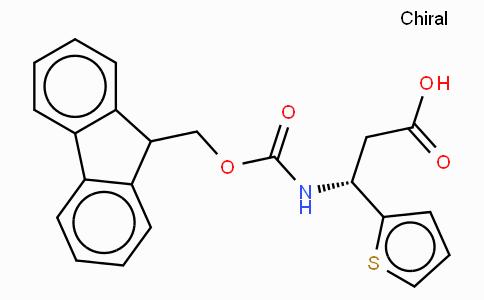 Fmoc-(R)-3-Amino-3-(2-thienyl)-propionic acid