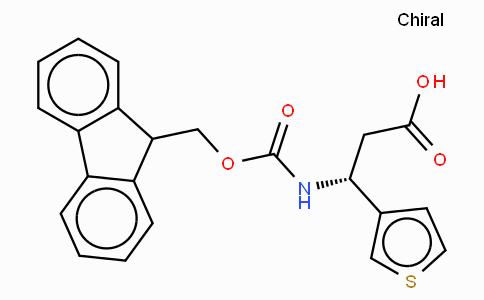 Fmoc-(R)-3-Amino-3-(3-thienyl)-propionic acid