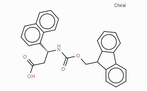 Fmoc-(R)-3-Amino-3-(1-naphthyl)-propionic acid
