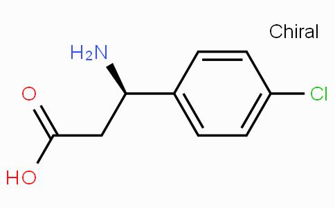 (R)-3-Amino-3-(4-chloro-phenyl)-propionic acid