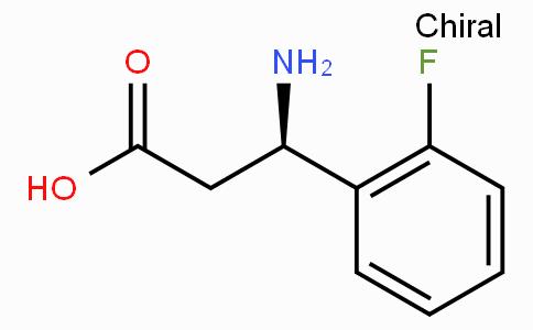 (R)-3-Amino-3-(2-fluoro-phenyl)-propionic acid