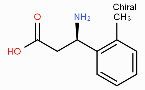 (R)-3-Amino-3-(2-methyl-phenyl)-propionic acid