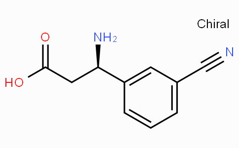 (R)-3-Amino-3-(3-cyano-phenyl)-propionic acid