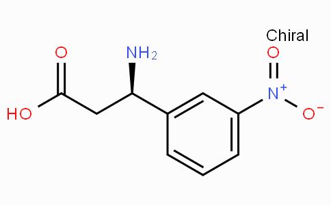 (R)-3-Amino-3-(3-nitro-phenyl)-propionic acid