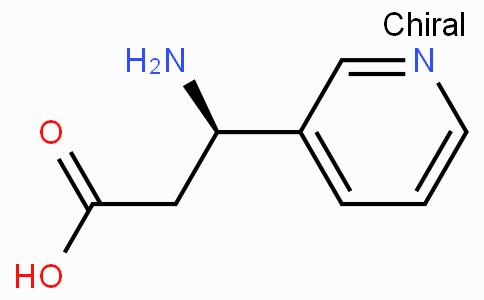 (R)-3-Amino-3-(3-pyridyl)-propionic acid