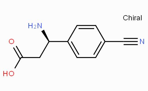 (R)-3-Amino-3-(4-cyano-phenyl)-propionic acid