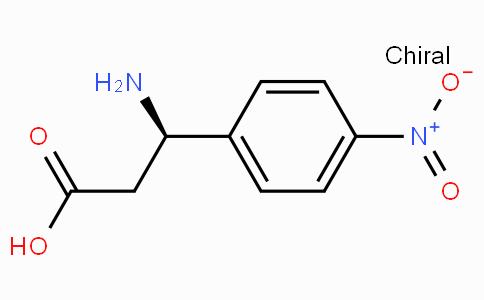 (R)-3-Amino-3-(4-nitro-phenyl)-propionic acid